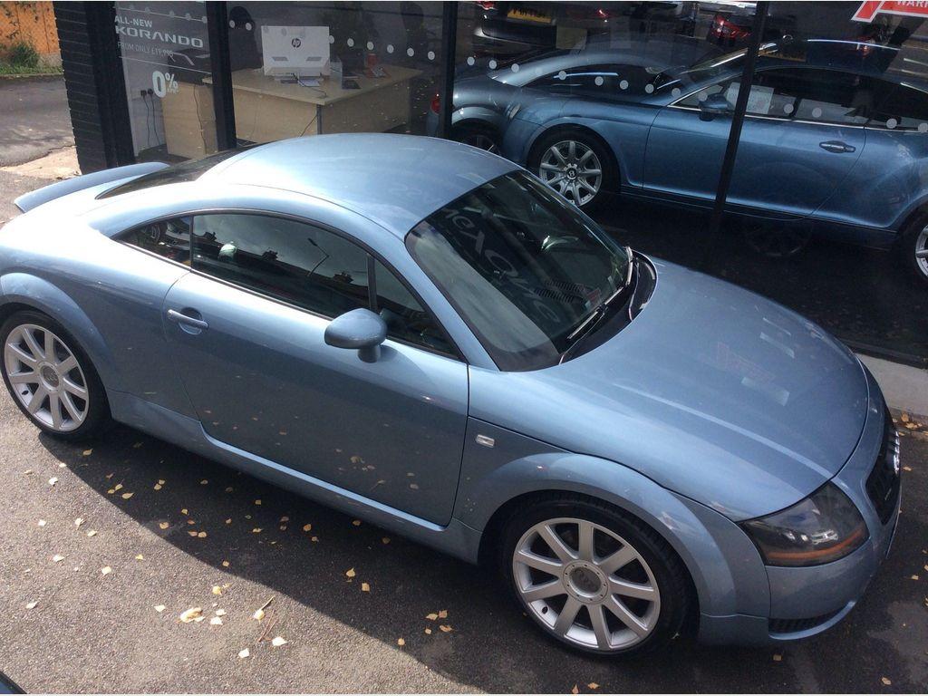 Audi TT Coupe 1.8 T quattro 2dr