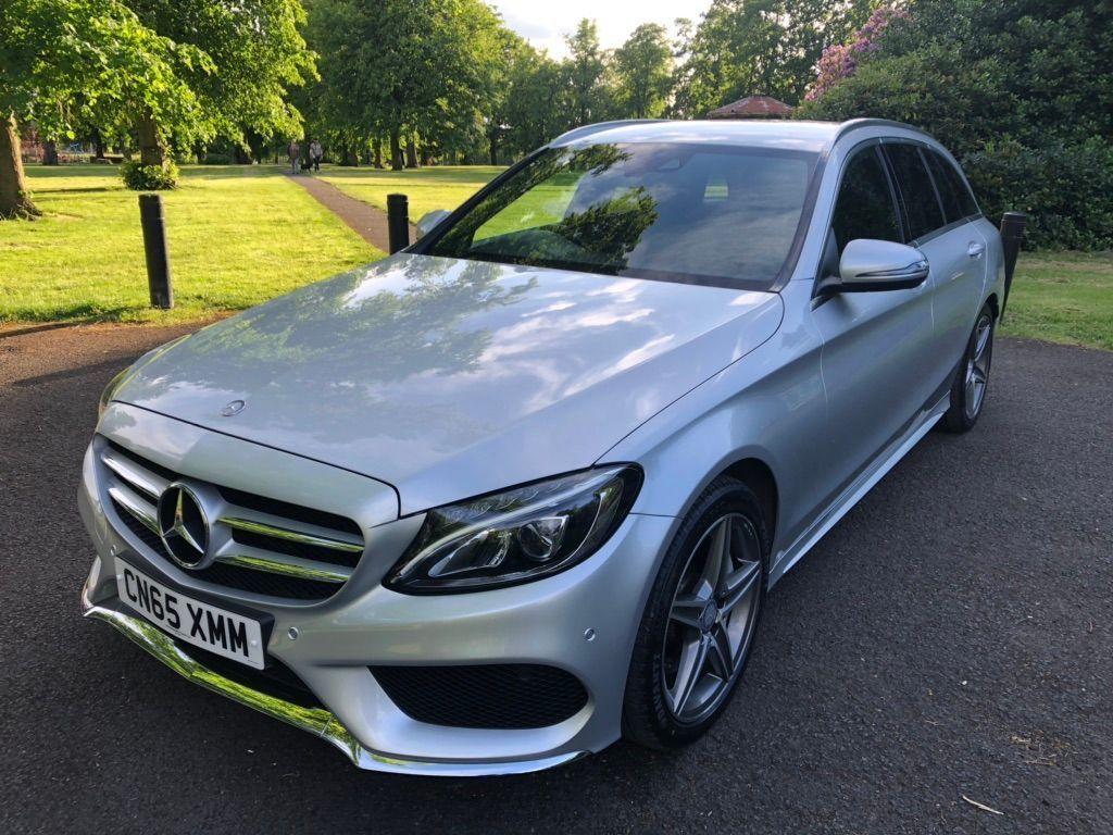 Mercedes-Benz C Class Estate 2.1 C250d AMG Line 7G-Tronic+ (s/s) 5dr