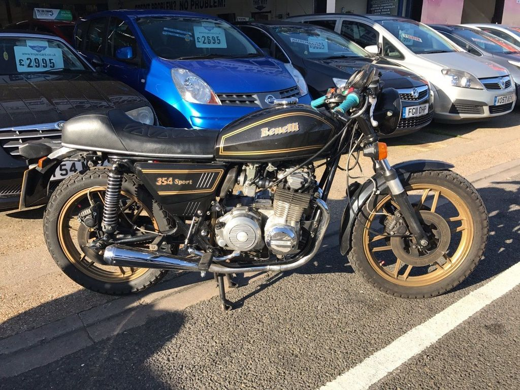 Benelli 354 Unlisted Sport 4 Cylinder