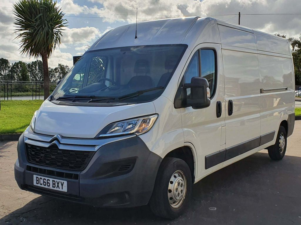 Citroen Relay Panel Van 2.0 BlueHDi 35 Enterprise L3 H2 EU6 5dr