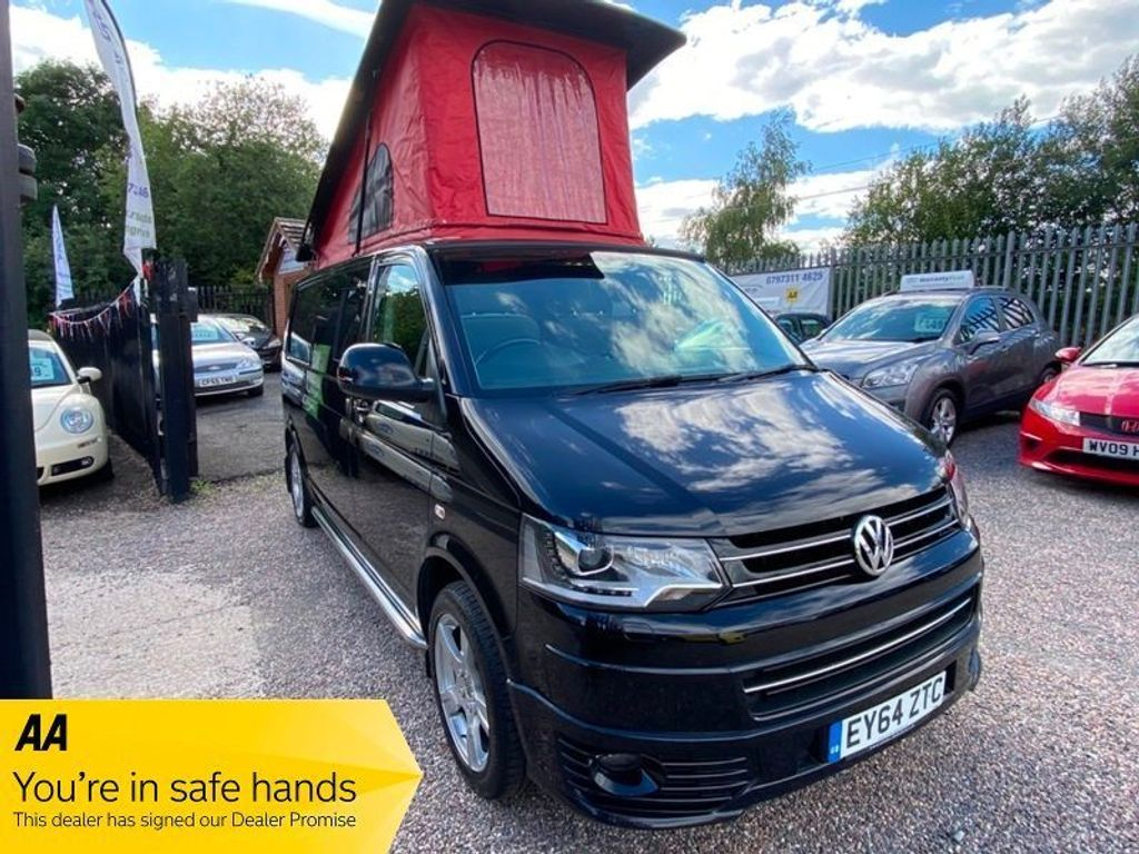 Volkswagen Transporter Unlisted T32 TDI SPORTLINE CAMPER 4 BERTH CONVERSION