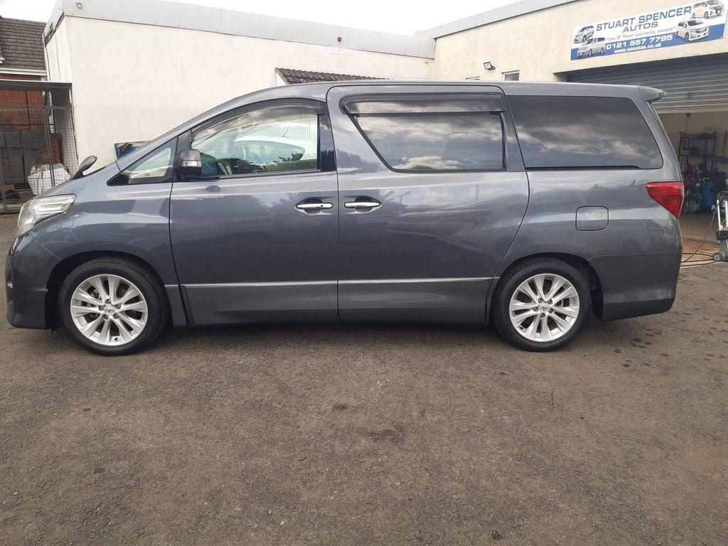 Toyota Alphard MPV 240 S Ltd [ SOLD ]