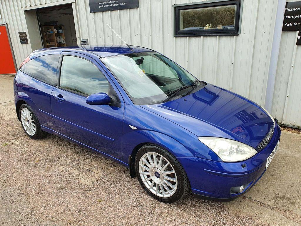 Ford Focus Hatchback 2.0 ST-170 3dr