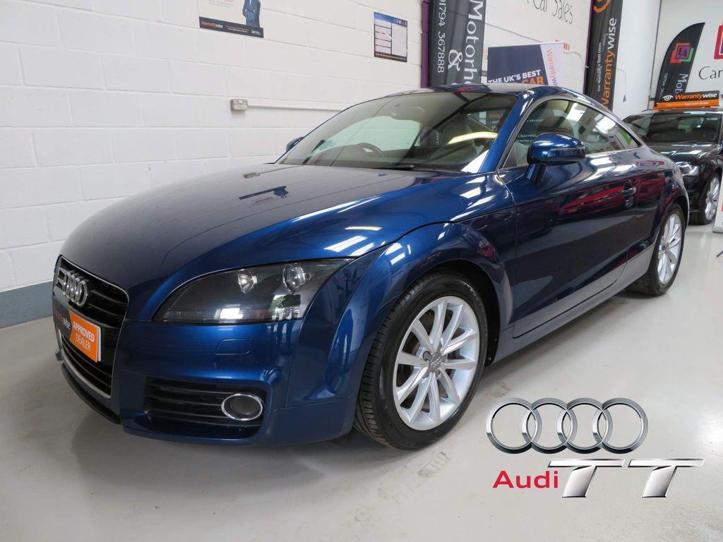 Audi TT Coupe 2.0 TFSI Sport 3dr
