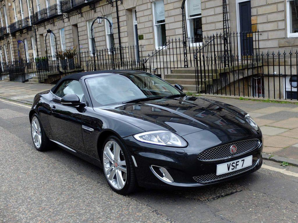 Jaguar XK Convertible 5.0 V8 Signature 2dr
