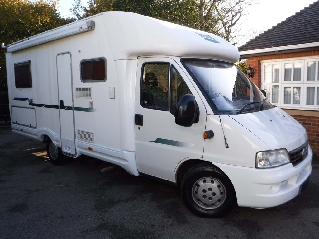 Used Fiat Ducato Campervan Mclouis Glen 4 Berth In Hemel Hempstead Hertfordshire Akc Of Hertfordshire Ltd