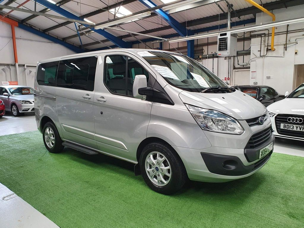 Ford Tourneo Custom Other 2.2 TDCi 300 Limited Low Roof Bus S 5dr (8 Seats, SWB)