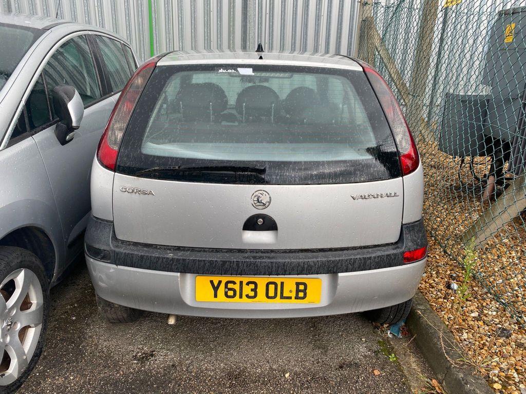 Vauxhall Corsa Hatchback 1.0 i 12v Comfort 3dr