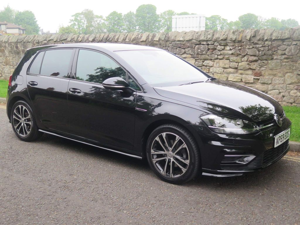 Volkswagen Golf Hatchback 2.0 TDI R-Line DSG (s/s) 5dr