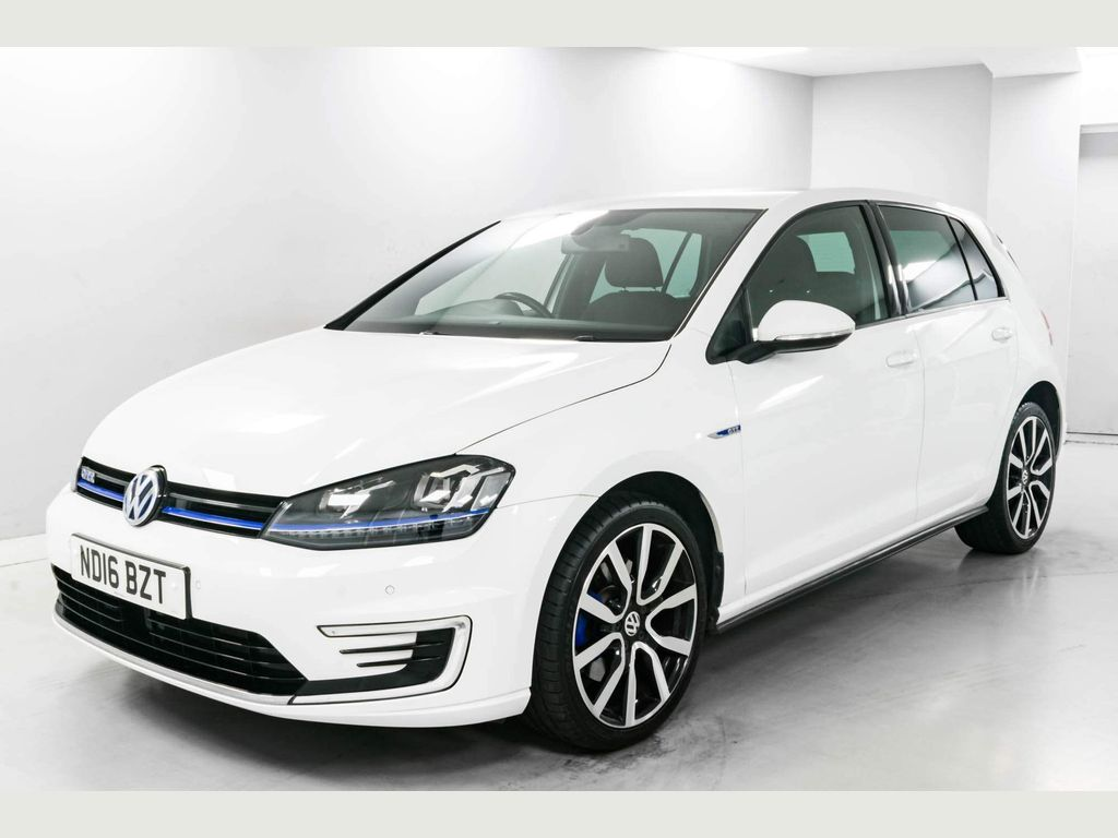 Volkswagen Golf Hatchback 1.4 TSI GTE DSG (s/s) 5dr