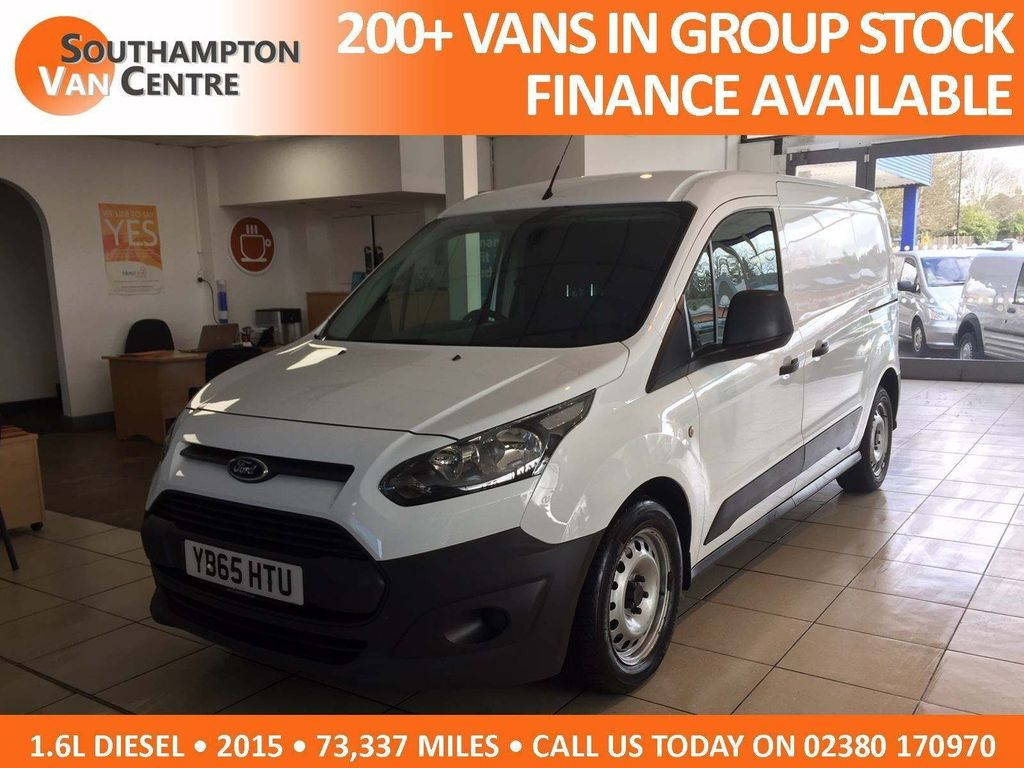 Ford Transit Connect Panel Van 1.6 TDCi 210 ECOnetic L2 4dr
