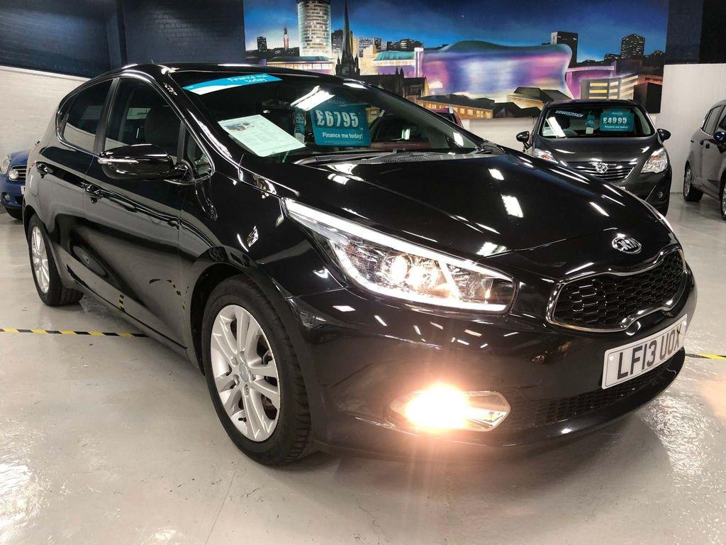 Kia Ceed Hatchback 1.6 GDi 16v 3 5dr