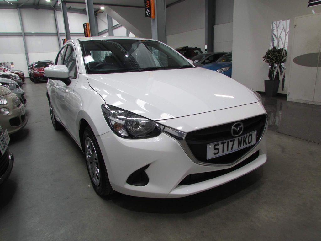 Mazda Mazda2 Hatchback 1.5 SKYACTIV-G SE (s/s) 5dr