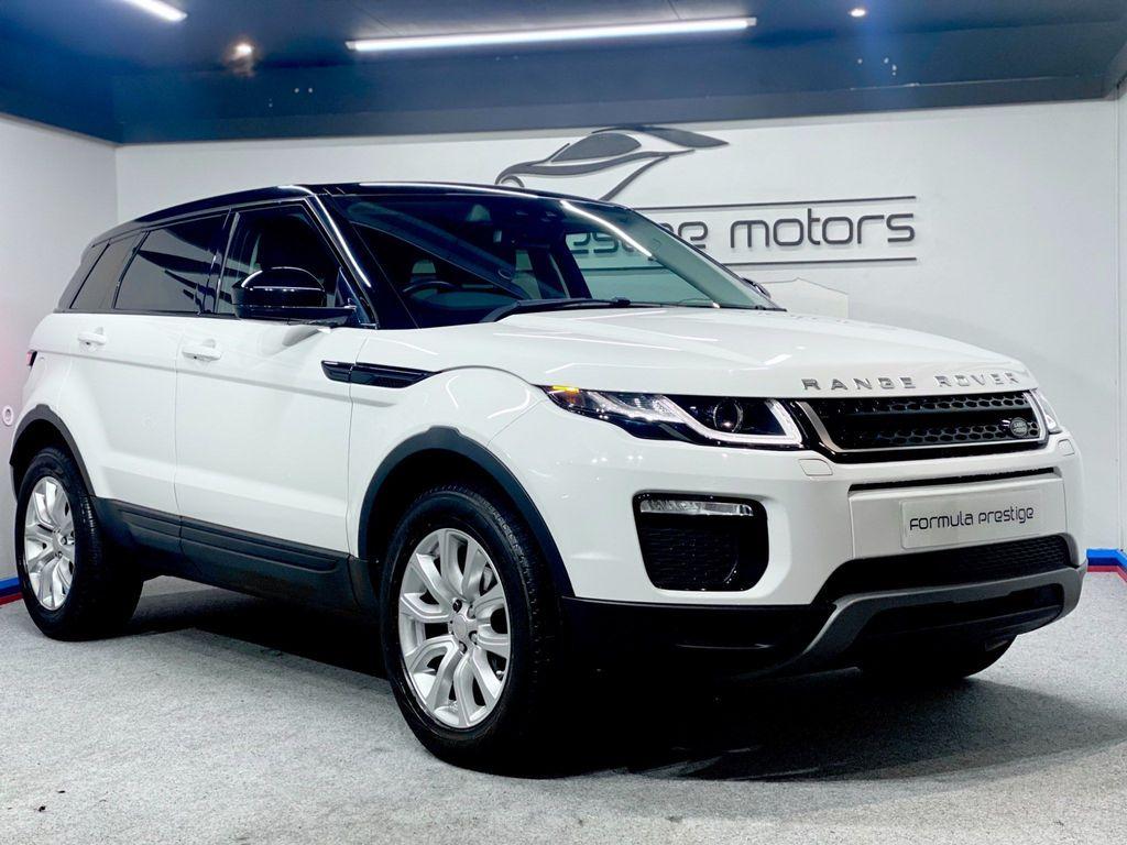 Land Rover Range Rover Evoque SUV 2.0 eD4 SE Tech (s/s) 5dr