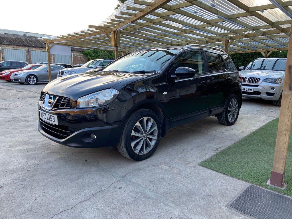 Nissan Qashqai SUV 2.0 Tekna CVT 4WD 5dr