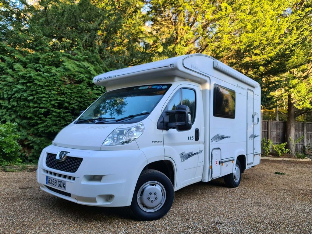 Elddis Autoquest 115 Unlisted
