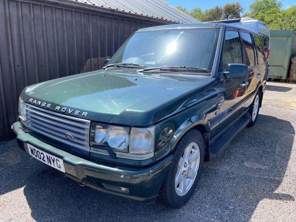 Land Rover Range Rover SUV 4.6 V8 Vogue 5dr