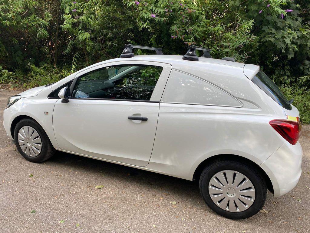Vauxhall Corsa Van Panel Van 1.3 CDTi ecoFLEX 16v L1H1 Panel Van 3dr (EU6)