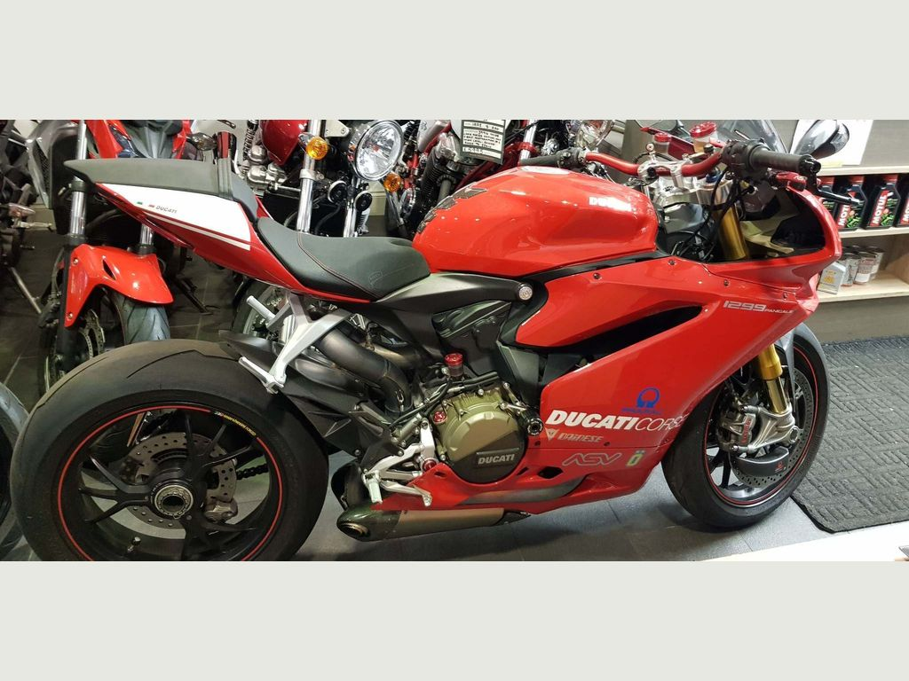 Ducati 1299 Panigale Super Sports 1299 Panigale S ABS