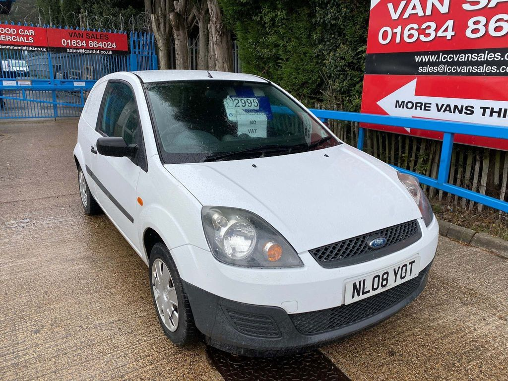 Ford Fiesta Other 1.4 TDCI Panel Van 3dr