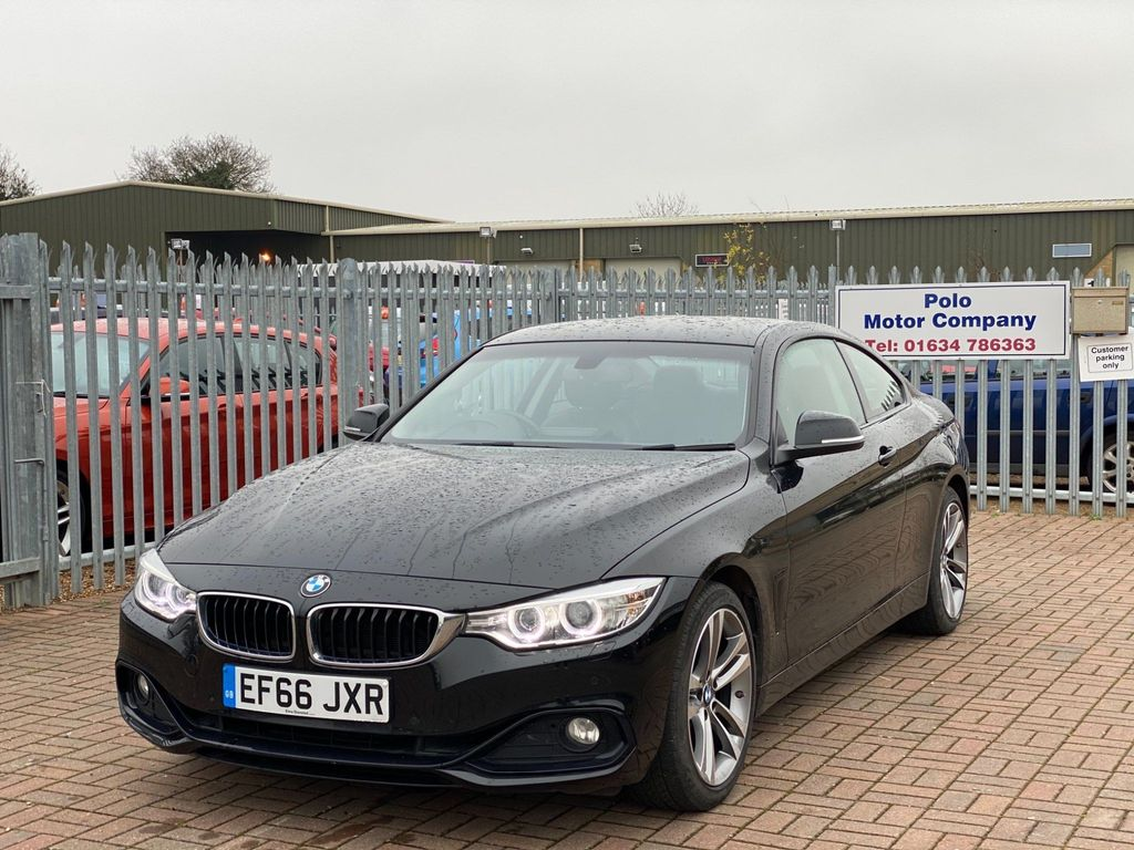 BMW 4 Series Coupe 2.0 420i Sport (s/s) 2dr