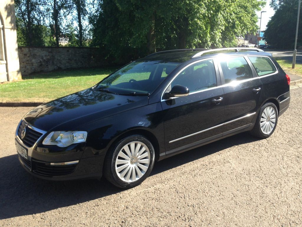 Volkswagen Passat Estate 2.0 TDI BlueMotion Tech Highline Plus 5dr