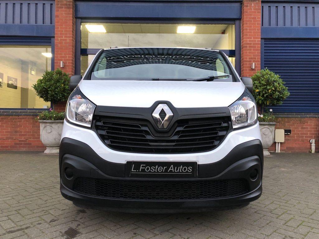 Renault Trafic Panel Van 1.6 dCi ENERGY 29 Business LWB Standard Roof EU5 (s/s) 5dr