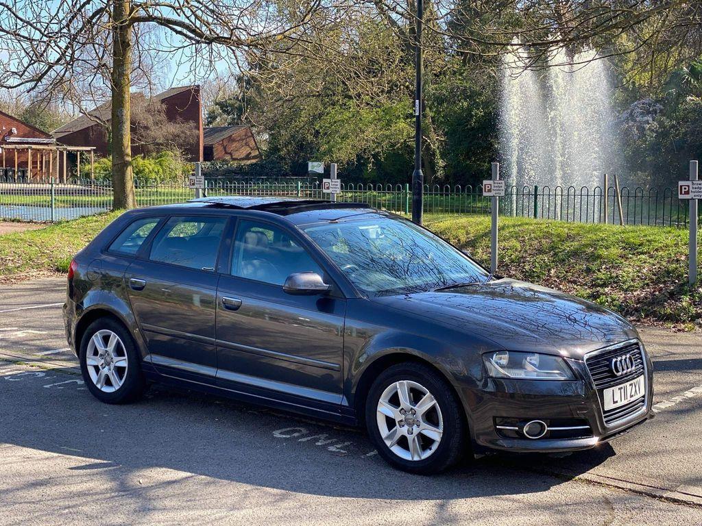 Audi A3 Hatchback 1.4 TFSI SE Sportback S Tronic 5dr
