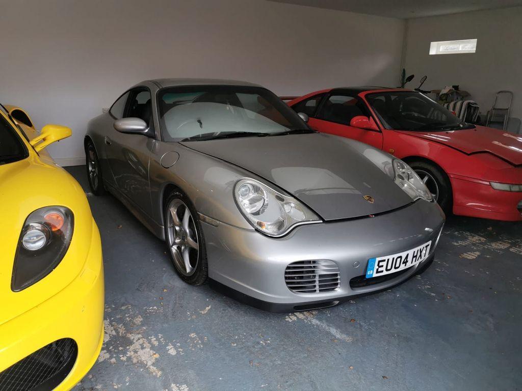 Porsche 911 Coupe 3.6 996 Carrera 2 40th Anniversary 2dr