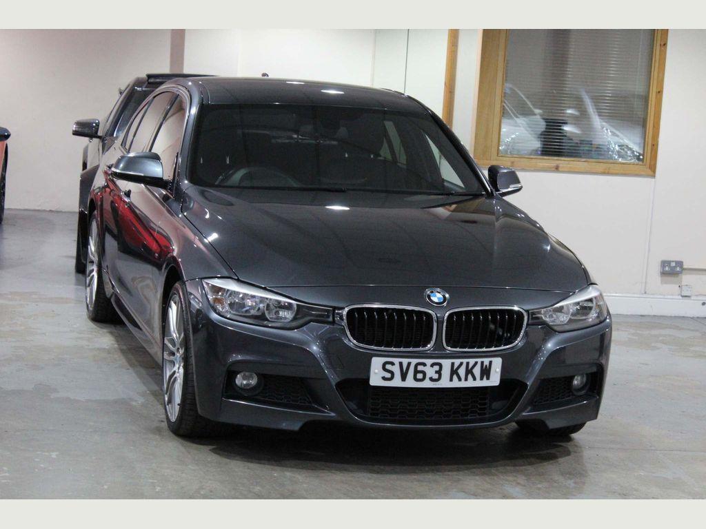 BMW 3 Series Saloon 2.0 320d M Sport xDrive (s/s) 4dr