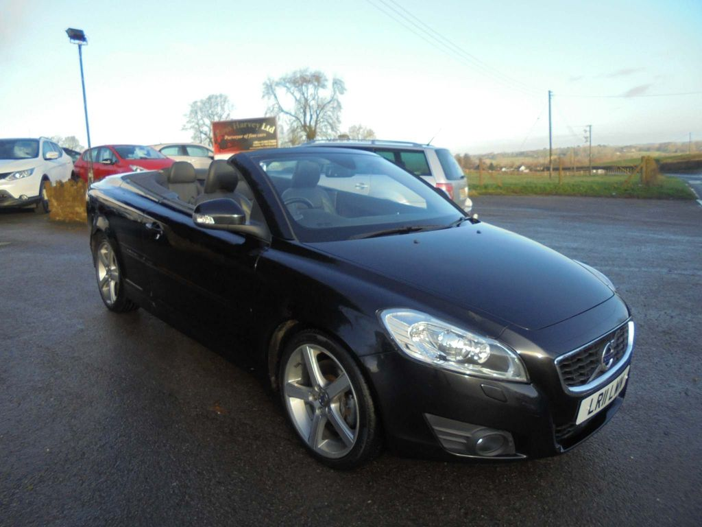 Volvo C70 Convertible 2.0 D4 SE Lux Solstice Geartronic 2dr