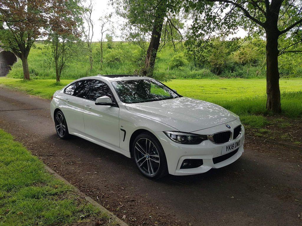 BMW 4 Series Gran Coupe Hatchback 3.0 435d M Sport Gran Coupe Auto xDrive (s/s) 5dr