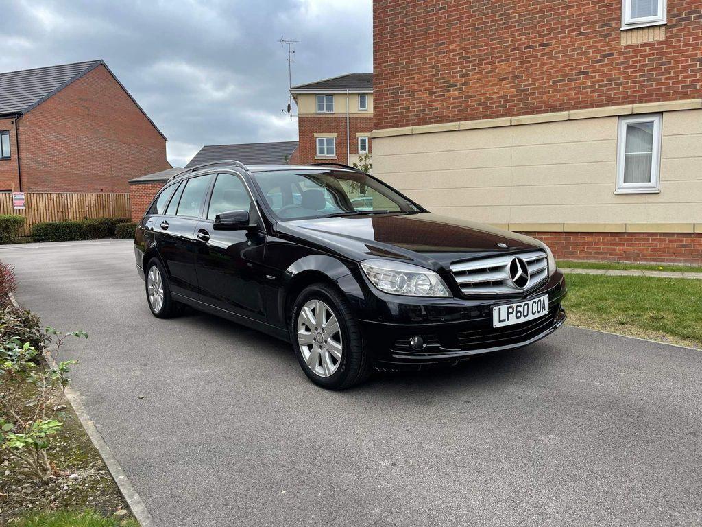 Mercedes-Benz C Class Estate 2.1 C220 CDI BlueEFFICIENCY SE (Executive) 5dr