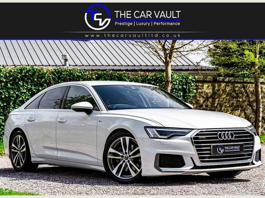Audi A6 Saloon Saloon 3.0 TDI V6 50 S line Tiptronic quattro (s/s) 4dr