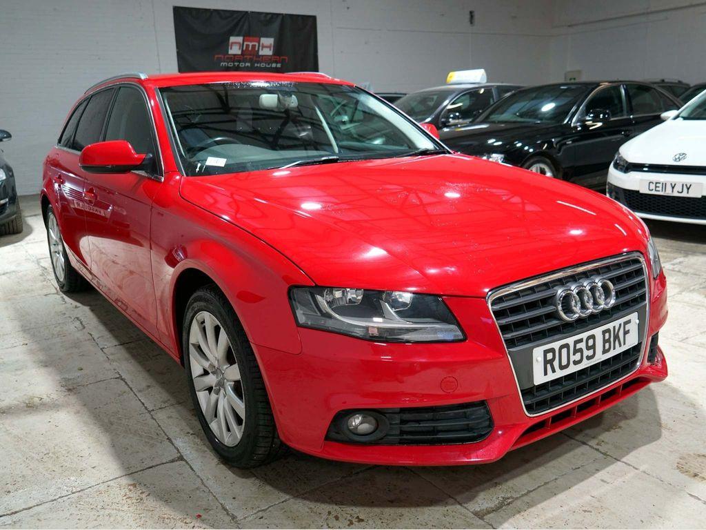 Audi A4 Avant Estate 2.0 TDI SE Executive 5dr