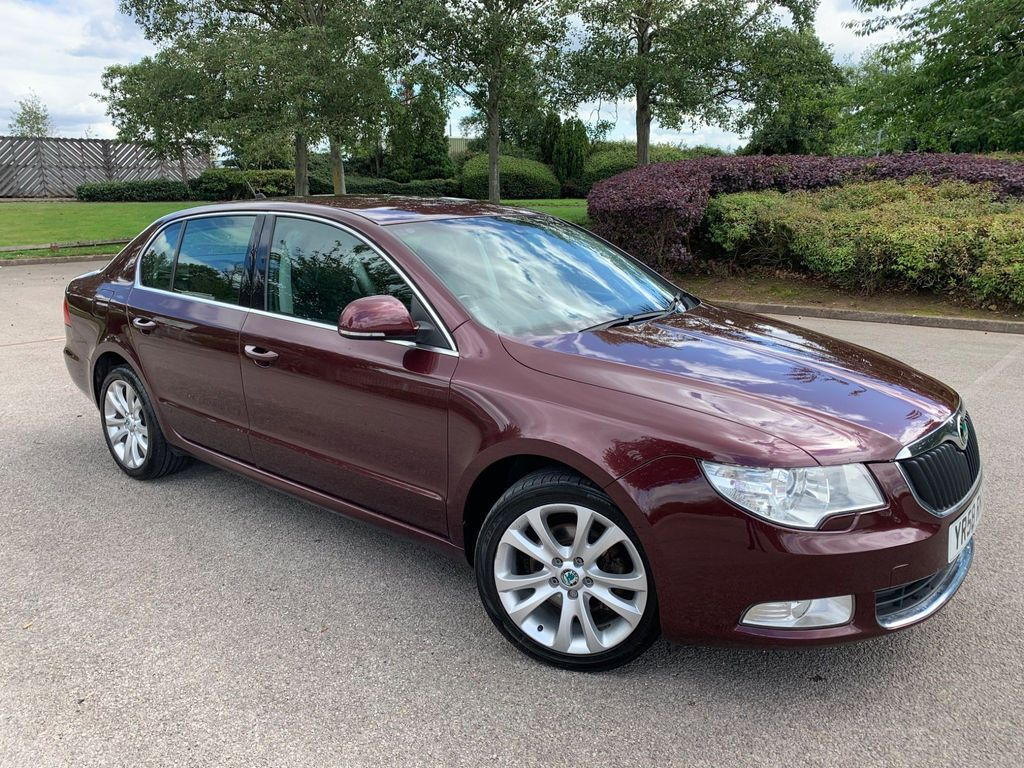 SKODA Superb Hatchback 1.9 TDI PD SE 5dr