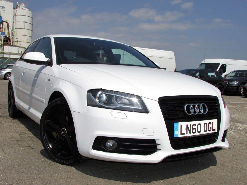 Audi A3 Hatchback 1.8 TFSI Black Edition 3dr