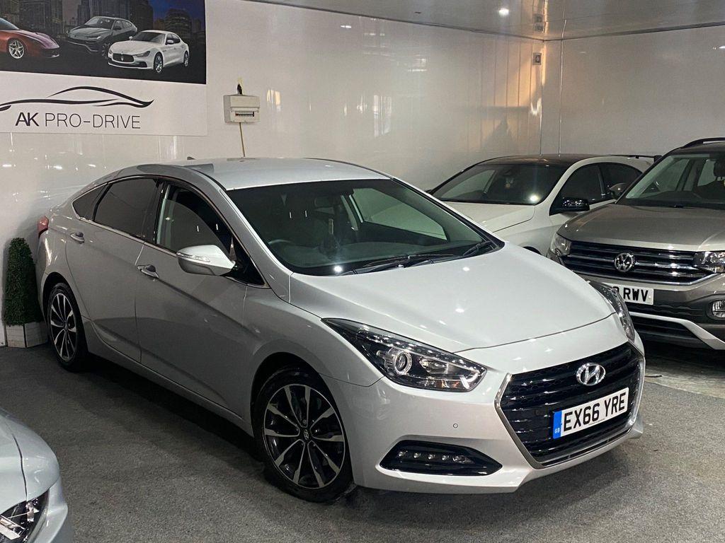 Hyundai i40 Saloon 1.7 CRDi Blue Drive SE Nav Business DCT (s/s) 4dr