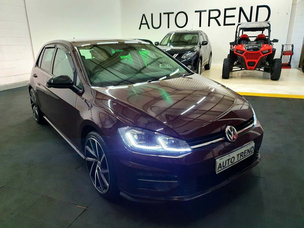 Volkswagen Golf Hatchback 1.5 TSI EVO GT (s/s) 5dr