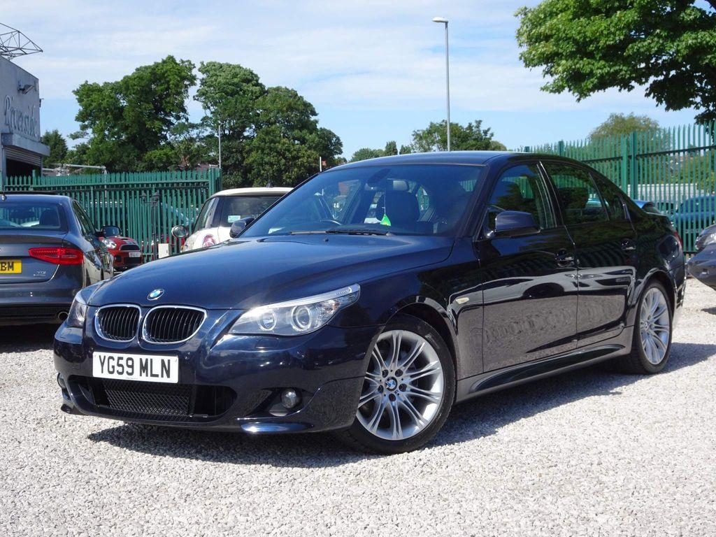 BMW 5 Series Saloon 2.0 520d M Sport Business Edition 4dr