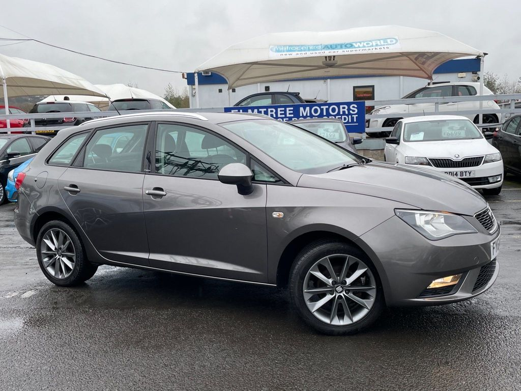 SEAT Ibiza Estate 1.2 TSI I-TECH ST 5dr