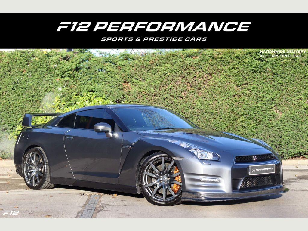 Nissan GT-R Coupe 3.8 V6 Premium 4WD 2dr