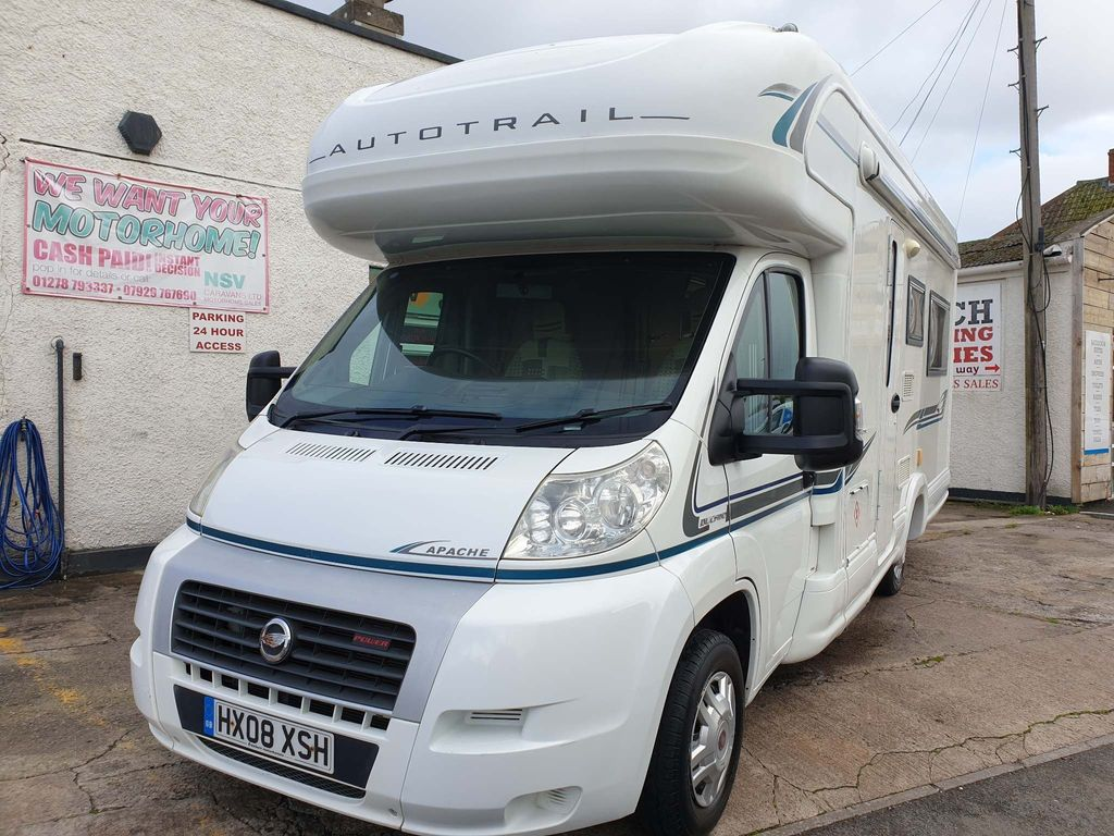 Auto-Trail NOW ON HOLD Coach Built Fiat Ducato automatic