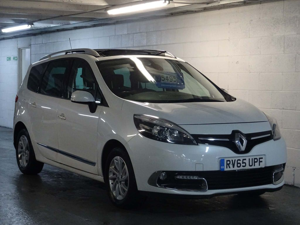 Renault Grand Scenic MPV 1.6 dCi ENERGY Dynamique Nav (s/s) 5dr