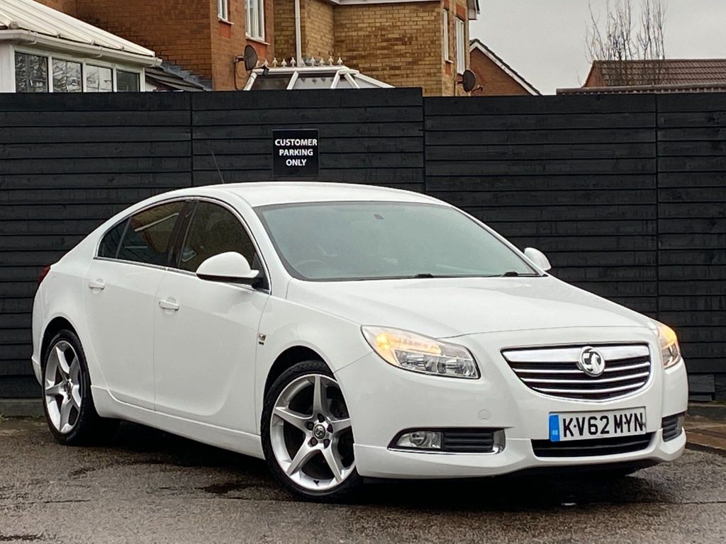 Vauxhall Insignia Hatchback 2.0 CDTi ecoFLEX 16v SRi VX Line (s/s) 5dr