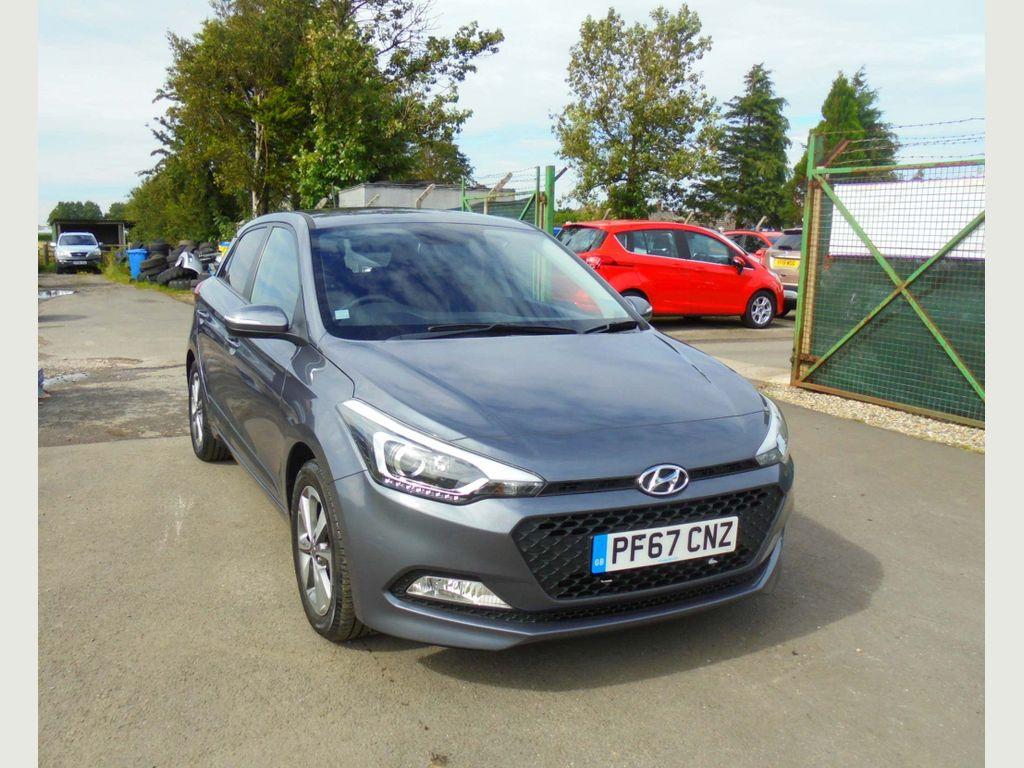 Hyundai i20 Hatchback 1.2 Premium Nav 5dr