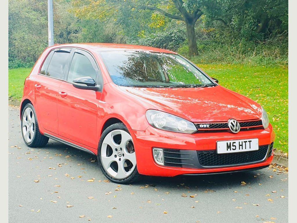 Volkswagen Golf Hatchback 2.0 TDI CR SE 5dr
