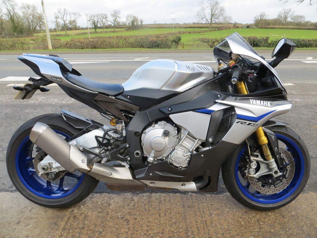 Yamaha R1M Unlisted