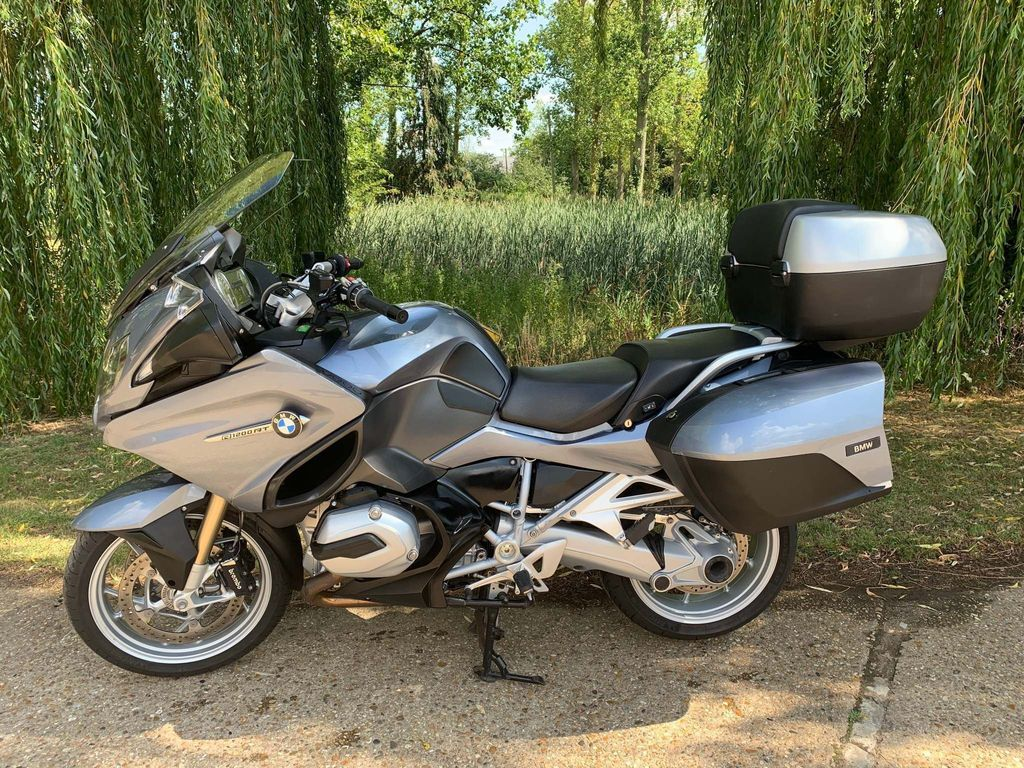 BMW R1200RT Tourer 1200 RT SE ABS