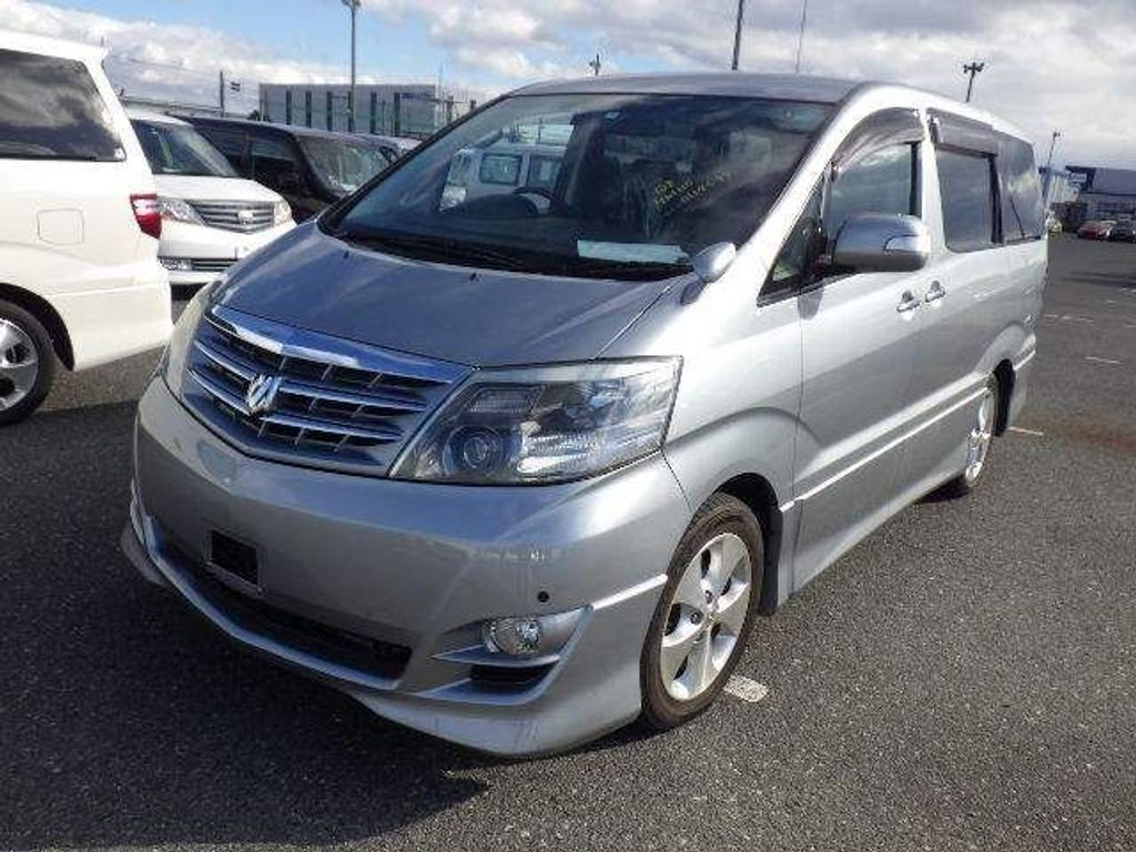 Toyota Alphard MPV MS PLATINUM SELECTION + only 21741 miles